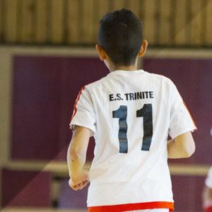 Tournoi indoor U11 ES Trinité 2018