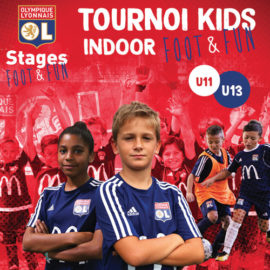 Tournoi OL Foot & Fun