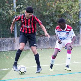 Match U15 FC Vaulx vs OL