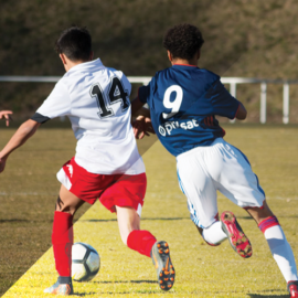 Match U15 FC Nivolet vs OL