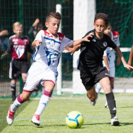 U12 ES Trinité vs Olympique Lyonnais